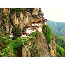 В заоблачных мирах. Непал и Бутан