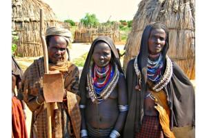 Путешествие белой обезьяны. День пятнадцатый (Эфиопия). Эборе, Консо.