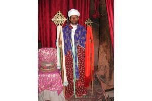Путешествие белой обезьяны(Эфиопия).День седьмой. Лалибела монастырь.