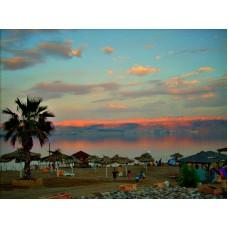 Мертвое  море 1-дневная