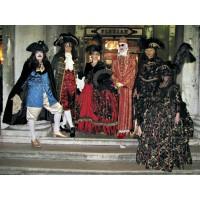 Карнавальная Феерия Венеции. Италия. Аркия