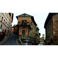 Итальянские каникулы . Италия, включая Рим и Тоскану. Эшет тур