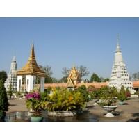Магическая Азия. Таиланд, Камбоджа, Сингапур. Каспи-Метрополь