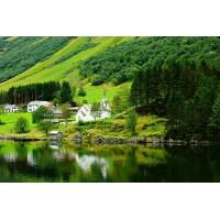 Норвегия - на краю земли. Ultima Thule