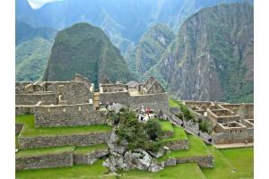 Инка Трайл - тропа , ведущая к священному городу Мачу -Пикчу