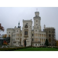 Замки Богемии. Чехия и Австрия. Эшет турс