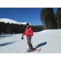 Лыжи для новичков