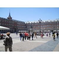 Мадрид на Новый Год. Офир Турс