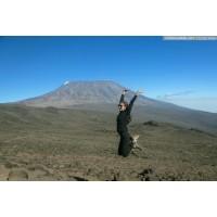 Покорение  Килиманджаро и Сафари. Танзания.