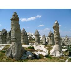 Просто чудо. Каппадокия и Памуккале. Турция
