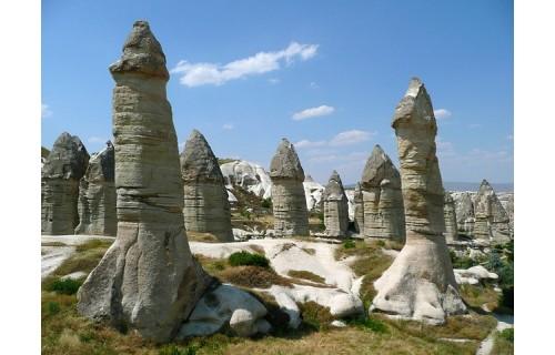 Дивные пейзажи Каппадокии, белоснежное Памукколе, прекрасная природа, необыкновенные исторические достопримечательности в туре с Эйнат Кляйн.<p>1 679 €</p>
