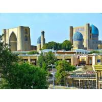 Жемчужины Узбекистана. По великому Шелковому пути.