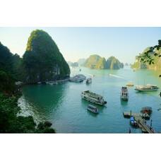 Солнечный Вьетнам и древняя Камбоджа. Grand Tour