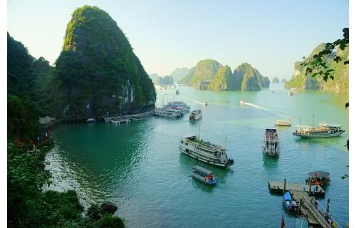 Ханой – Халонг – Сапа – Хюэ – Дананг – Хойан – Сиемриеп – Меконг – Хошимин. Самый полный тур на русском языке во Вьетнам. Программа на сайте http://grandtour.co.il/<p>3 694 $</p>