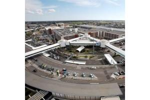 Терминалы аэропорта Фьюмичино