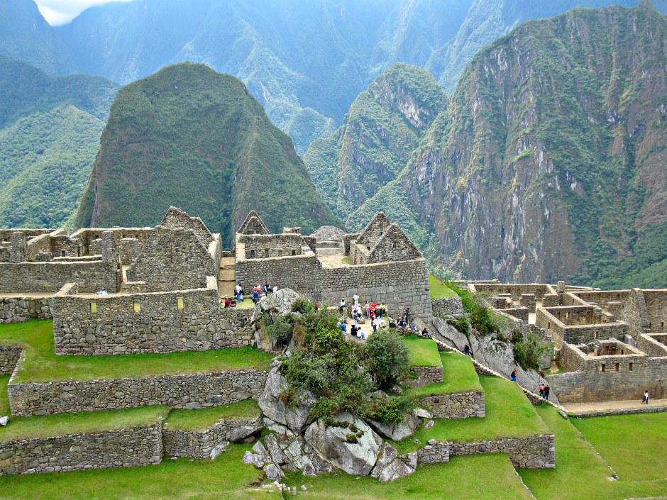 Мачу-пикчу -таинственный город